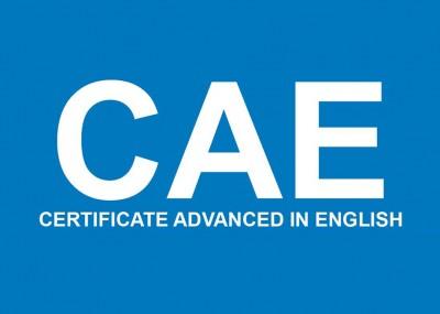 El examen CAE