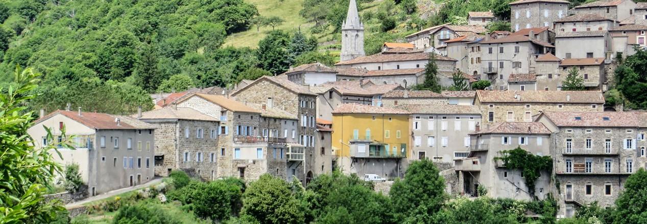 ARDECHE curso de INGLES en Francia BUS idiomas